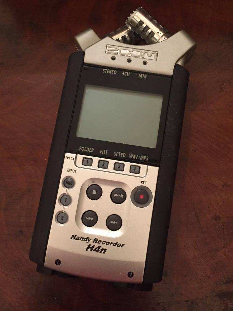 Photo d'un enregistreur