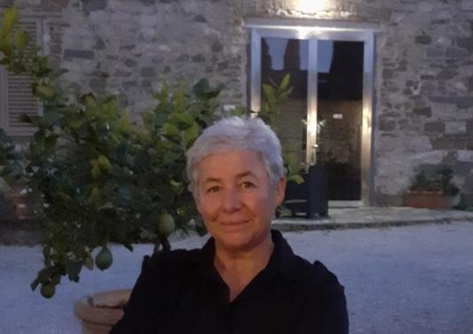 Portrait de Véronique Pallet